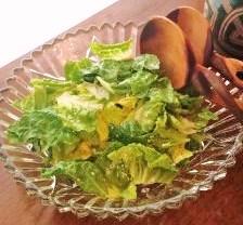 lemon sesame salad