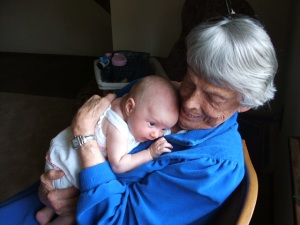 Great Grandma Della